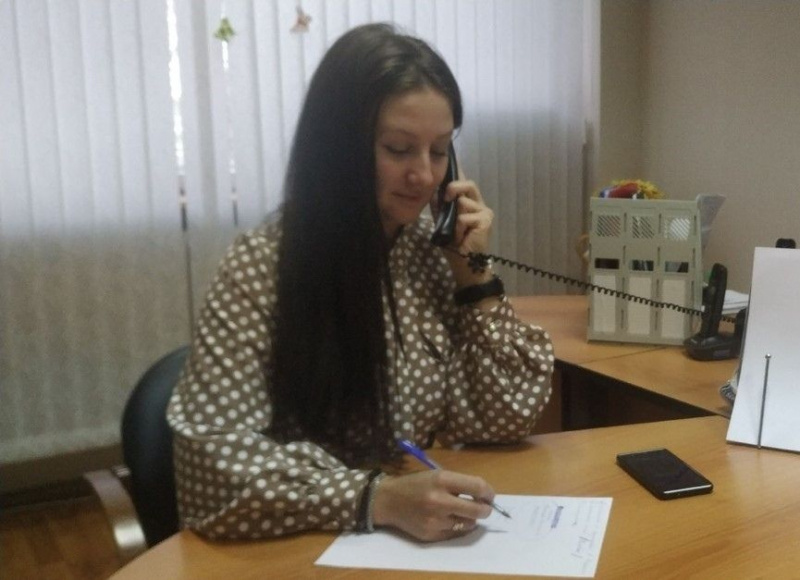 В Общественной приемной Главы РК по г. Усинску состоялась прямая линия