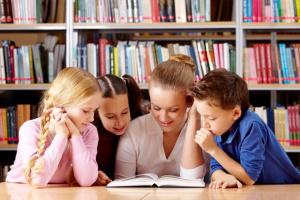 Центральная детская библиотека, УЦБС