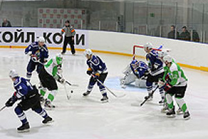 Хоккейный корт (МБУ «Спортивная школа № 1»)