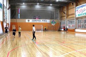 Культурно-спортивный комплекс (МБУ «Спортивная школа» г. Усинска)