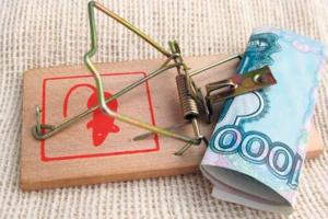 Усинка в погоне за легкими деньгами потеряла 350 тысяч рублей