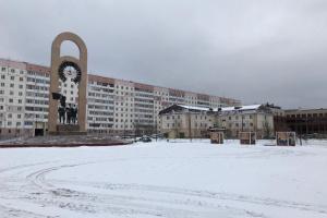 Завершены работы по благоустройству территории сквера у памятника-мемориала «Воинам трёх поколений»