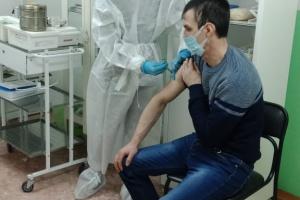 Прививочная кампания против COVID-19 продолжается и в самых отдаленных населенных пунктах Усинского района