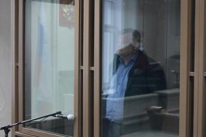 Михаил Порядин арестован
