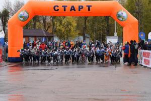 Всероссийский забег с видом на Сысолу