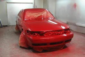 Как покрасить автомобиль своими руками — пошаговое руководство