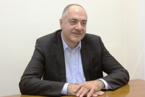 Григорий Саришвили освобожден от должности заместителя председателя Правительства Республики Коми – постоянного представителя Республики Коми при президенте Российской Федерации