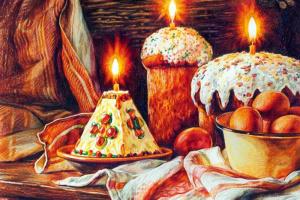 Праздник Пасха. Откуда от возник что он означает