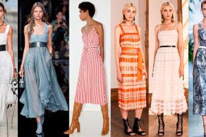 Лучшие сарафаны и летние платья