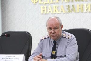 Дмитрий Коновалов назначен новым начальником УФСИН в Коми