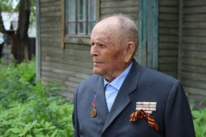 Старейшему ветерану МВД по Коми и Великой Отечественной войны Федору Симпелеву исполнился 101 год