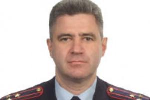 Начальником отдела МВД России по Усинску назначен Петр Нехорошков