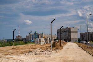 Третий этап благоустройства набережной Газовиков, ремонт дорог в Ухте и другое