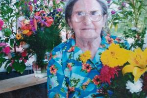 12 августа 100-летний юбилей отмечает труженица тыла Улита Костина