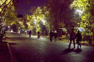 Жители Воркуты систематически жалуются на подростков, которые в вечернее время собираются в Аллее пионеров и ведут себя вызывающе