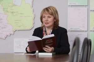 Галина Габушева сложила с себя депутатские полномочия