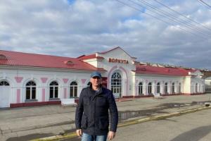 Игорь Гурьев попрощался с Воркутой