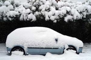 Советы по уходу за машиной в зимнее время