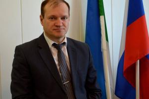 В Корткеросском районе  депутаты выбрали главу- руководителя администрации Константина Сажина
