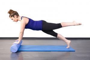 Тренировать баланс чтобы быть ловким и здоровым