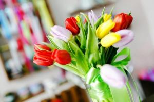 Нежный запах весны