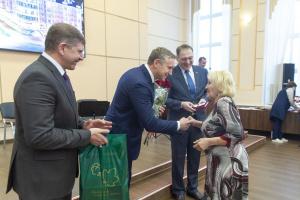 Ветеранам Нарьян-Мара вручили награды в честь 86-летия города