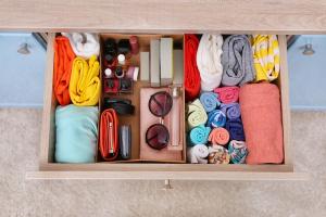 Найти для каждой вещи в доме свое место