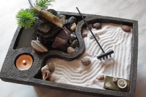 Как сделать мини сад дзен своими руками