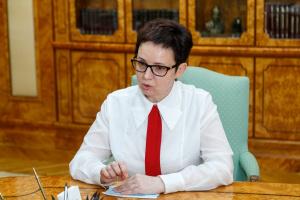 Секретариат председателя Госдумы возглавила Ольга Савастьянова